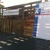 [FOTOS Y VIDEO] Intervención Urbana: El laberinto de la Pobreza en Plaza Prat