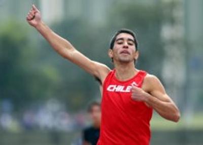 Resultado de imagen para Alfredo Sepúlveda atletismo