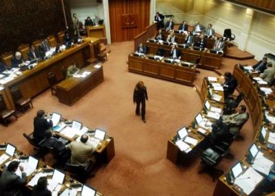 Aborto en el Senado de Chile