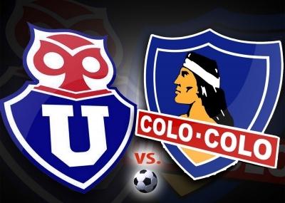 Colo Colo vs. U. de Chile online, en vivo y gratis martes 31 de enero