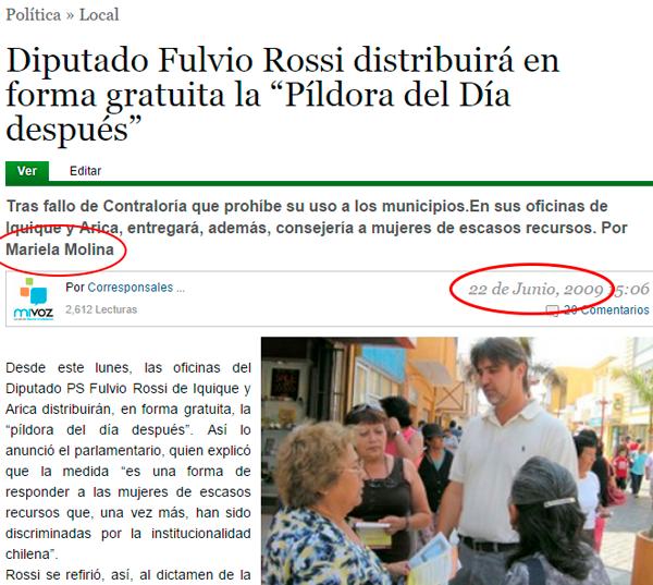 Comunicado Rossi 2