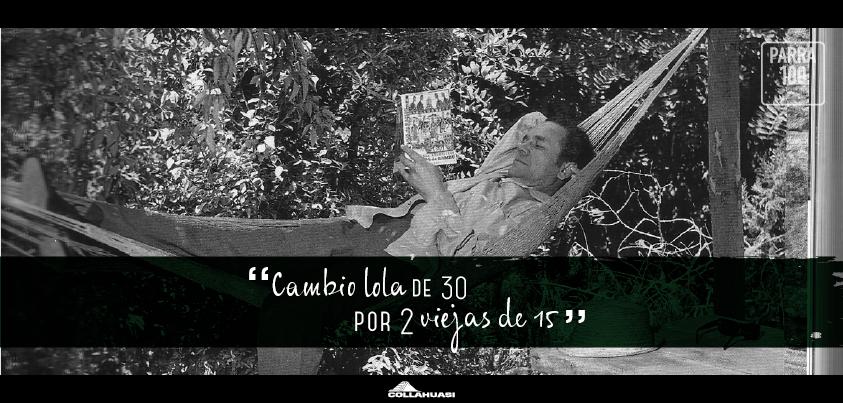 Nicanor Parra twitter